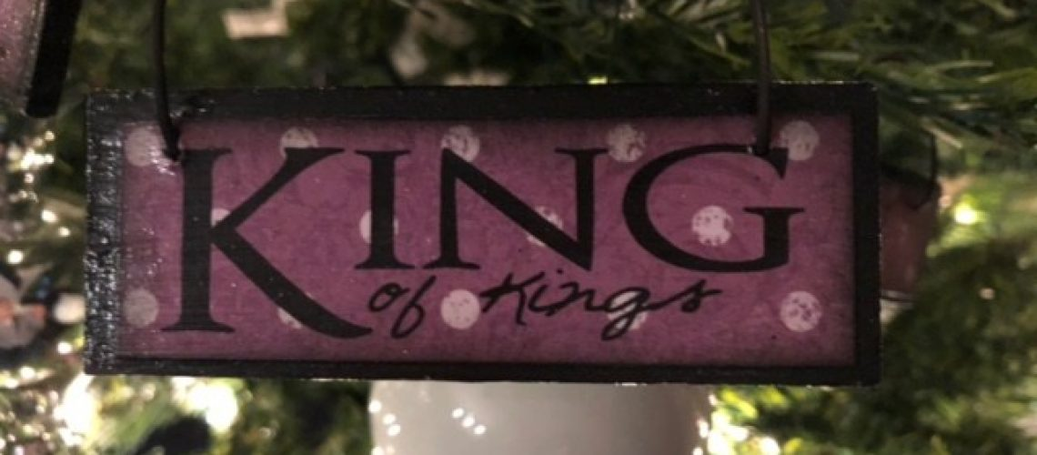 King of Kings Ornament