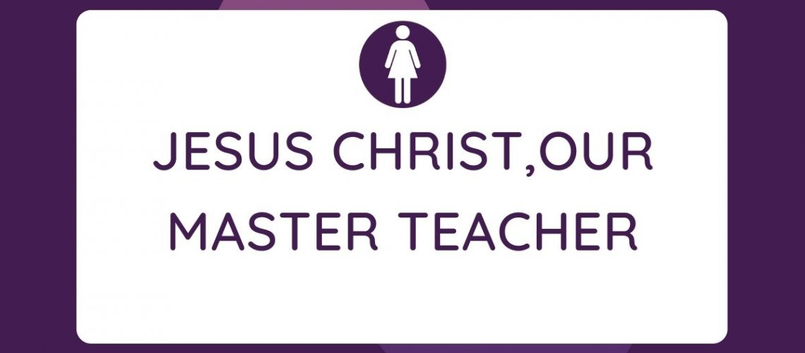 intrapersonal Jesus our master teacher