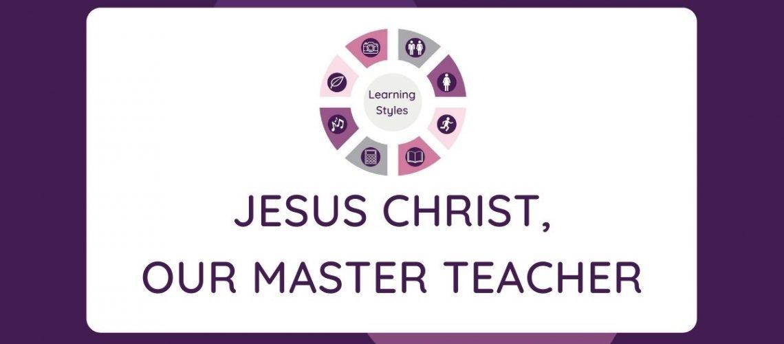 Jesus our master teacher intro